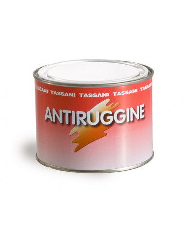 Antiruggine grigia 250 millilitri