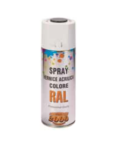 Smalto Spray colori Ral di catalogo 400 millilitri